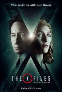 X-Files Revival Poster