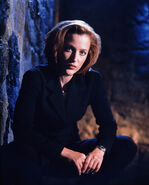 Dana Scully Biographie