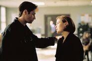 Agent Fox Mulder Agent Dana Scully