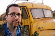John Shiban Scénariste