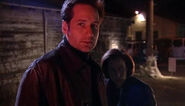 Mulder Scully Peur Bleue 2