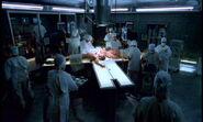 Table d'opération Mulder Fumeur Sixième extinction II