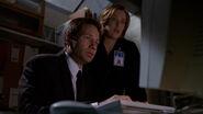 Mulder Scully Bureau Sous-sol Toute la vérité 1re partie