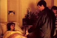 Scully Mulder Hôpital Coma
