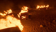 Victimes d'enlèvements brûlés Kazakhstan Patient X