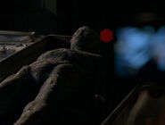 Faux extraterrestre Autopsie Baiser de Judas