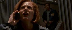 Scully Mulder Édifice Dallas Texas Combattre le Futur.jpg