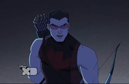 Clint Barton(Hawkeye) (Dark Avengers Universe)