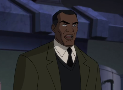 Dr. Silas Stone (Justice League: Gods and Monsters)
