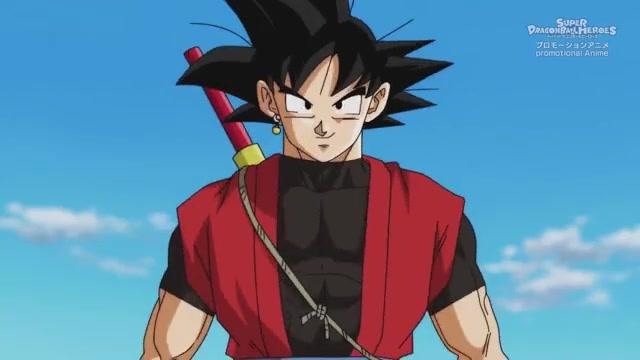 Goku Son(GT Universe)