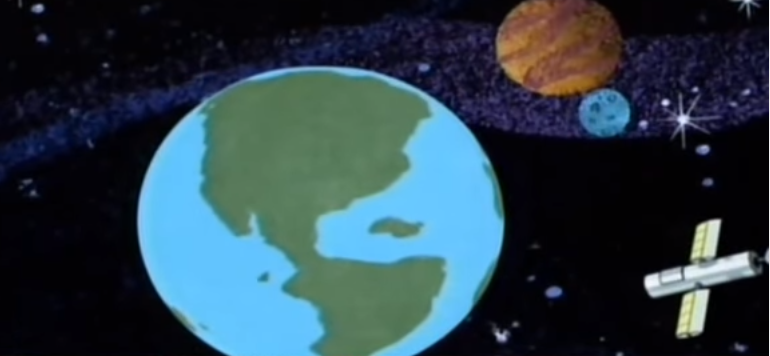 """Earth (Billy Gets an """"A"""" Universe)"""