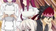 Food Wars! Shokugeki no Soma Season 3 Episode 15 0609