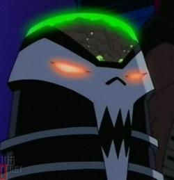 The Brain(Earth Teen Titans)