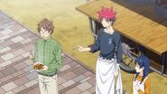 Food Wars Shokugeki no Soma Season 3 Episode 4 0412
