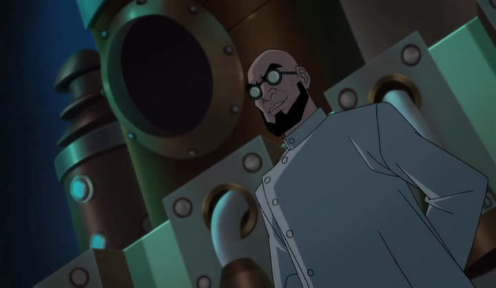 Dr. Hugo Strange (Batman vs. Two-Face)