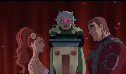 Granny Goodness(Justice League: Gods and Monsters)