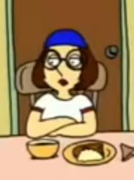 Meg Griffin(Pilot Universe)