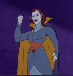 Hera (Hercules and Xena Movie)