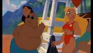 Lilo and stitch You're the Devil in Disguise (145)