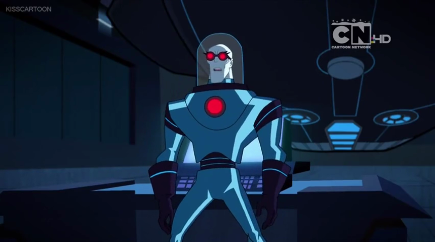 Dr. Victor Fries(Mr. Freeze) (Justice League Action)