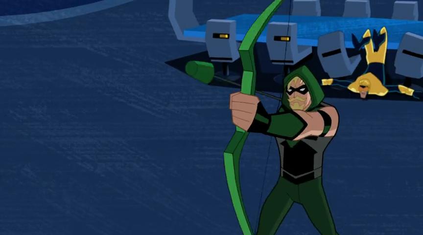 Oliver Queen(Green Arrow) (She Wore Red Velvet)