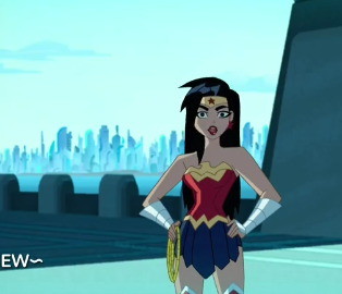 Diana Prince(Wonder Woman) (Justice League Action)