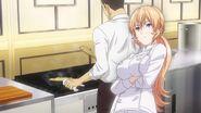 Food Wars! Shokugeki no Soma Season 3 Episode 19 1031