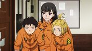 Fire Force Episode 17 0821