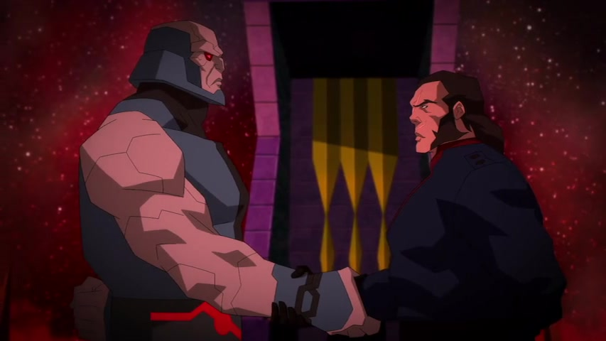 Vandal Savage (Earth-16)