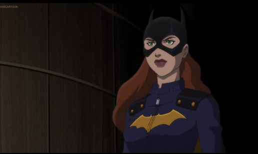 Barbara Gordon(Batgirl) (New 52)