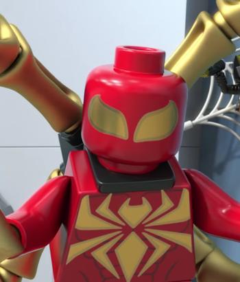 Amadeus Cho(Iron Spider) (Earth-13122)