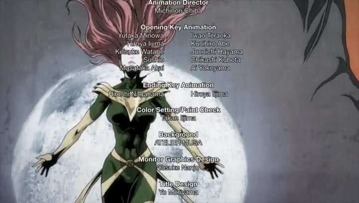 Jean Grey(Phoenix) (Earth-101001)