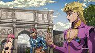 JoJos Bizarre Adventure Golden Wind Episode 39 0880