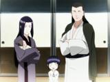 Hinata and Hanabi's Mother