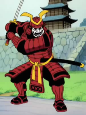 Samurai (Scooby-Doo and the Cyber Chase)