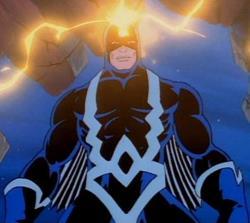 King Black Bolt