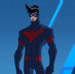 Dick Grayson(Robin/Nightwing) (Batman Unlimited)