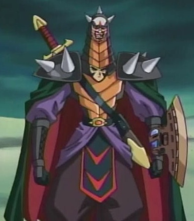 Teraoka (Anger Mask)