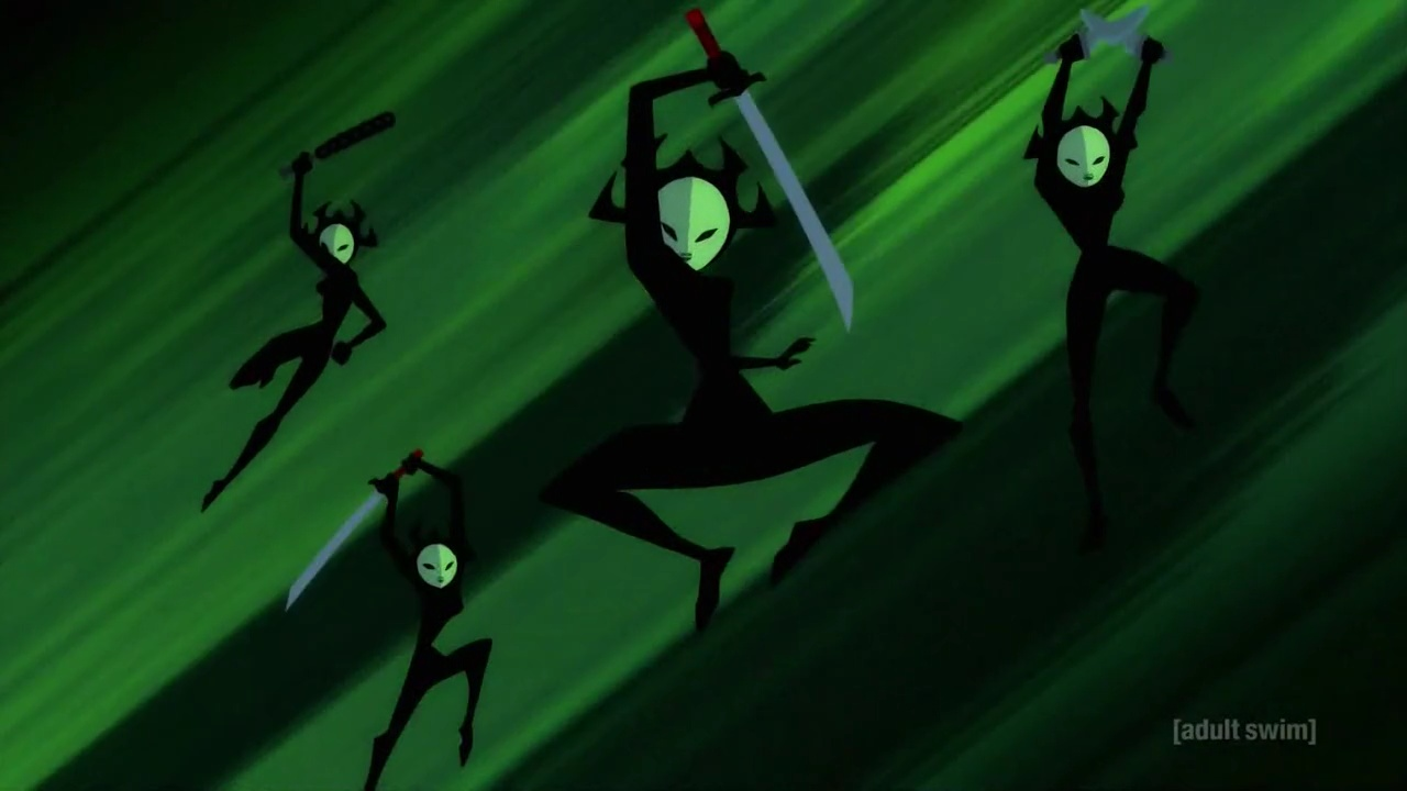 Daughter of Aku 6