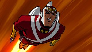 Dr. Adam Strange(Brave and the Bold)