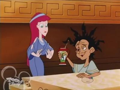 Cassandra(Hercules the Animated Series)