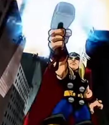 Thor Odinson (Earth-91119)