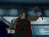 Thor The Lord of Crime