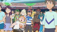 Pokemon Sun & Moon Episode 129 0102