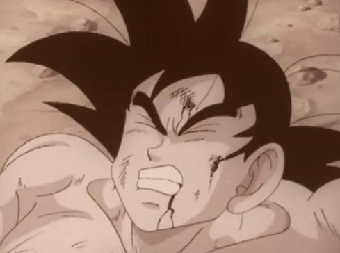 Goku Son(Cells Timeline)
