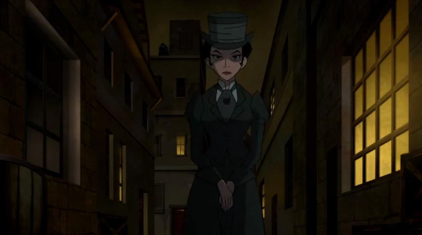 Selina Kyle(Batman: Gotham by Gaslight)