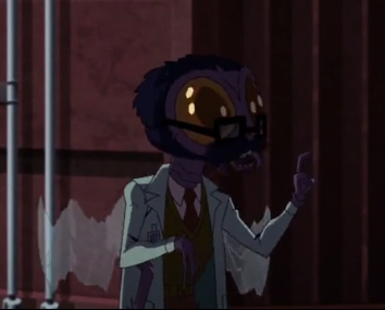 Dr. Baxter Stockman (Batman vs. Teenage Mutant Ninja Turtles)