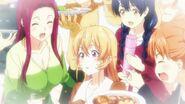 Food Wars! Shokugeki no Soma Season 3 Episode 14 0331