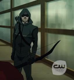 Oliver Queen(Green Arrow) (Vixen Shorts)