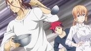 Food Wars! Shokugeki no Soma Season 3 Episode 19 0930